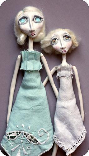 Clotilde & matilde