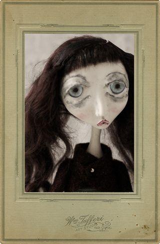 Ernestine tintype etsy
