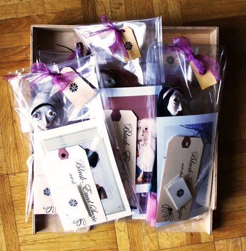 Packaged dolls